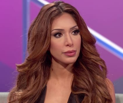 Farrah on the Reunion - Teen Mom