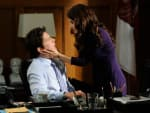 Justin and Kate Scene