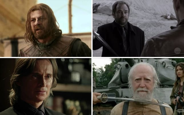 Ned starks execution game of thrones