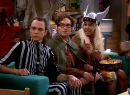 Watch The Big Bang Theory Season 1 Episode 6 Online