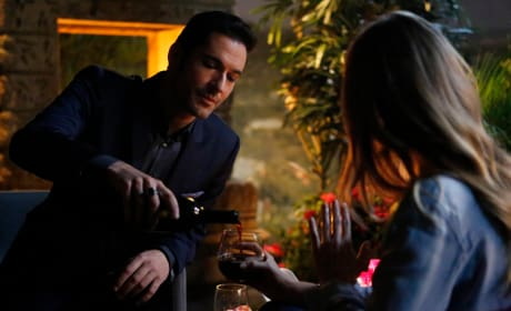 Explosion - Lucifer Season 2 Episode 10
