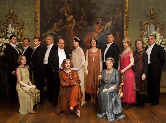 Downton Abbey Cast Picture