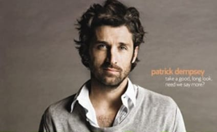 Patrick Dempsey: One Hot Husband