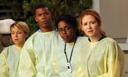 Grey's Anatomy Review: Surviving the Storm