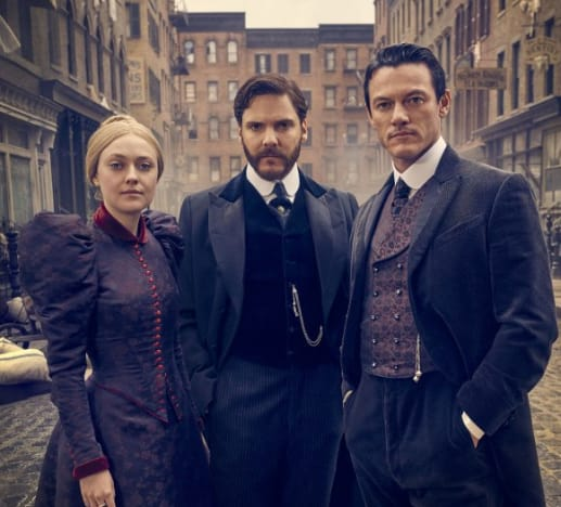 The Alienist Key Art