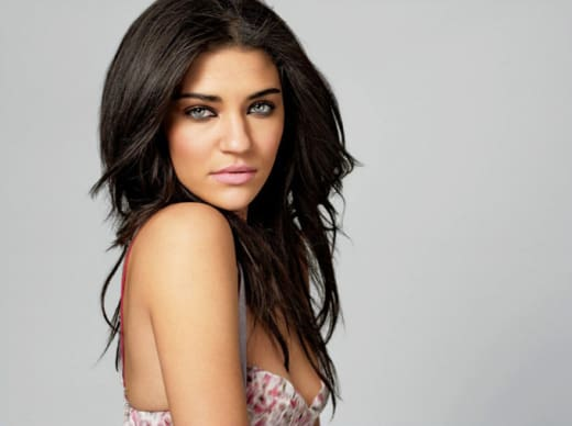 Jessica Szohr is a Lucky Girl - TV Fanatic