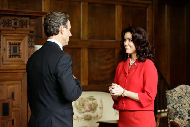 Mellie saves face scandal season 5 episode 1
