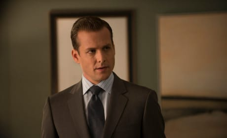 Harvey Looks Back
