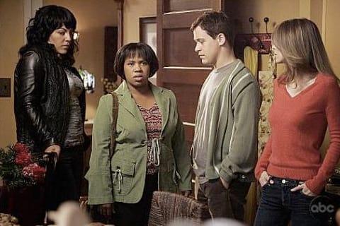Callie, Miranda, George & Meredith