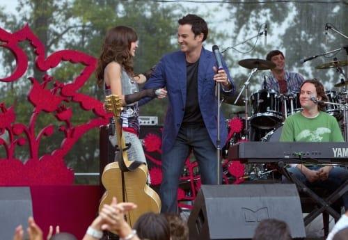 Ryan with Mia