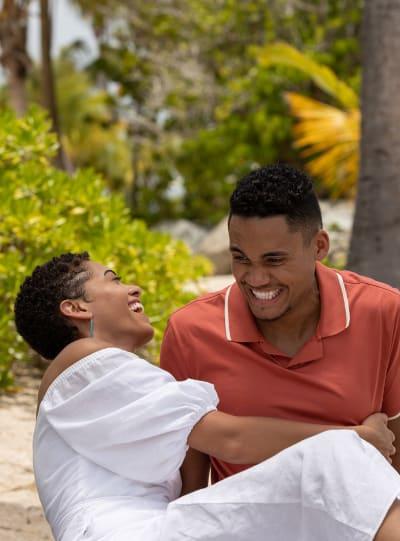 Ruby and Mel Reunited - Fantasy Island Season 1 Episode 8