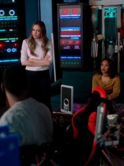 Team Flash - The Flash Season 7 Episode 13