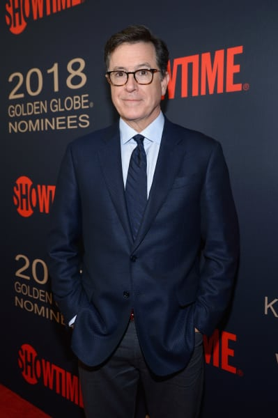 Stephen Colbert Attends Showtime Event