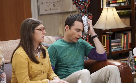 Head Trauma - The Big Bang Theory Season 10 Episode 9
