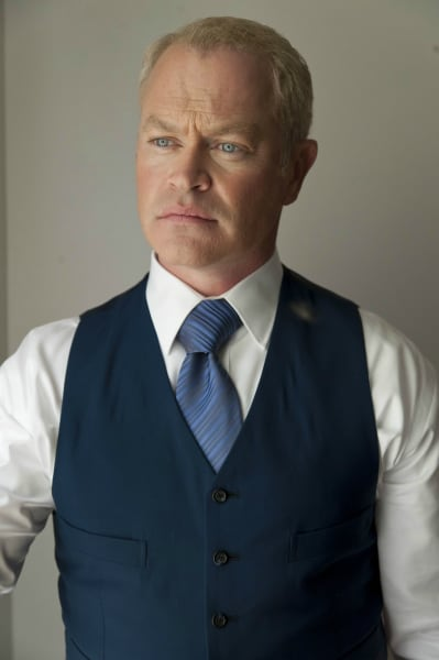 Neal McDonough of Arrow