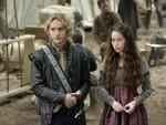 Francis Saves Lola - Reign Season 2 Episode 1