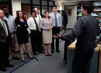 Watch The Office Season 8 Episode 24 Online