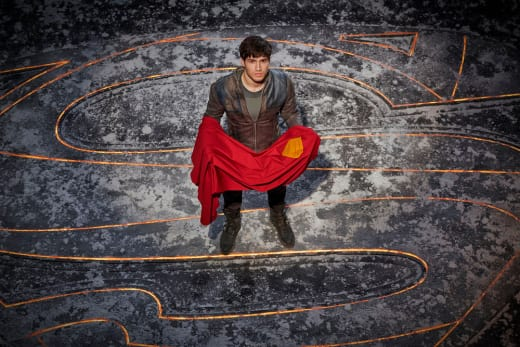 Can He Save Superman - Krypton