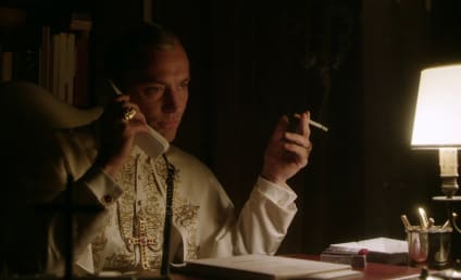 The Young Pope Season 1 Episode 9 Review: Life and Death