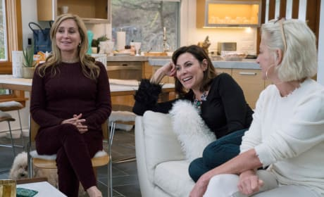Luann's New Home - The Real Housewives of New York City