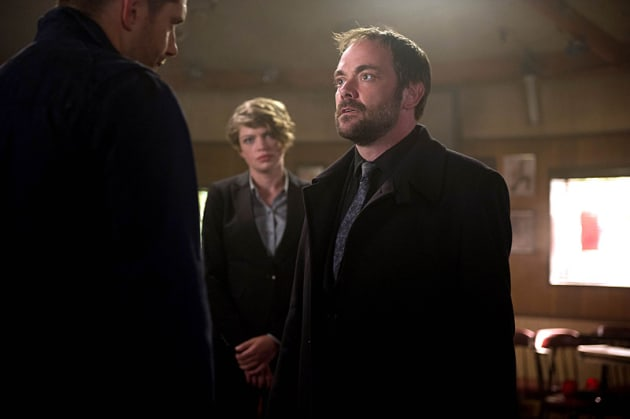 Time to Talk - Supernatural Season 10 Episode 2