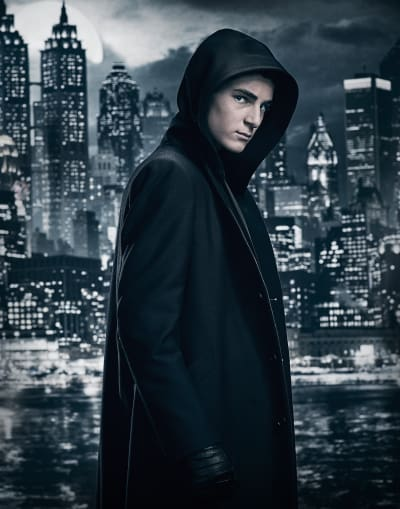 Bruce is Batman - Gotham Season 4 Episode 4