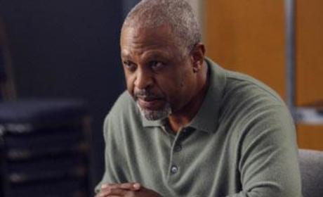 Intense Dr. Webber