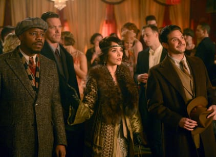 Watch Timeless Season 1 Episode 14 Online