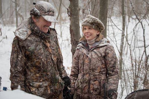 A Romantic Vacation - The Good Wife Season 6 Episode 16