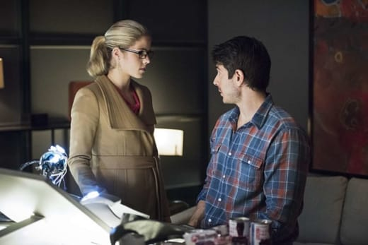 Felicity and Ray