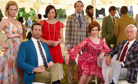 Then End of an Era - Mad Men