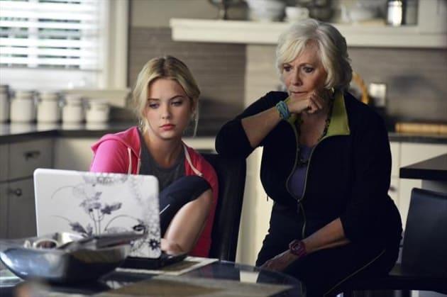 Hanna and Grandma