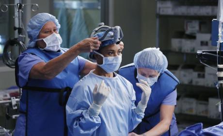 Ready to Work - Grey's Anatomy