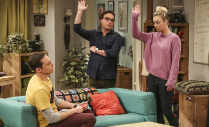 Watch The Big Bang Theory Online: Season 11 Episode 19
