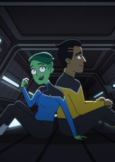 Good Memories - Star Trek: Lower Decks Season 2 Episode 10