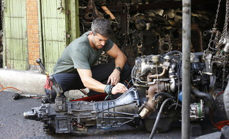 Check the Engine - The Amazing Race