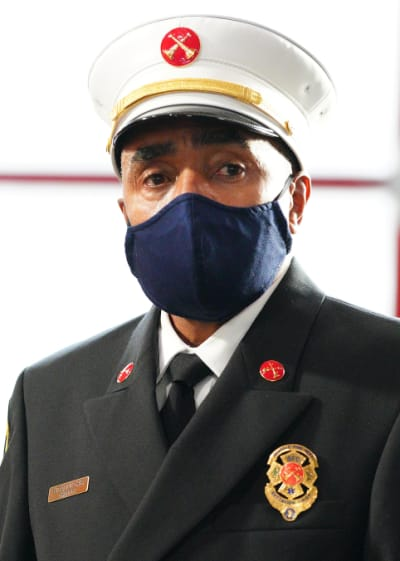 Chief Gregory - Station 19 Season 4 Episode 6