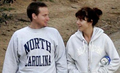 Kate Walsh and Husband