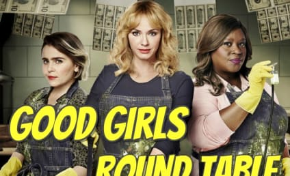 Good Girls Round Table: The Cat's Out of the Bag