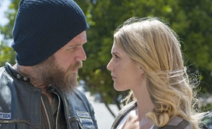 Sons of Anarchy Exclusive: Winter Ave Zoli on Problems Ahead for Lyla & Opie