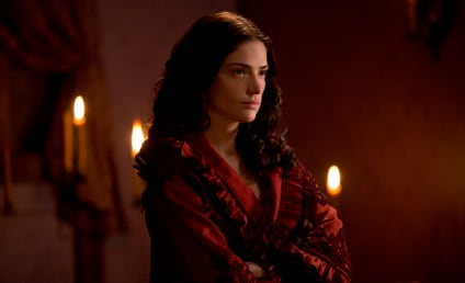 Salem Q&A: Janet Montgomery on Immersing Herself in Mary Sibley, The Grand Rite & More!