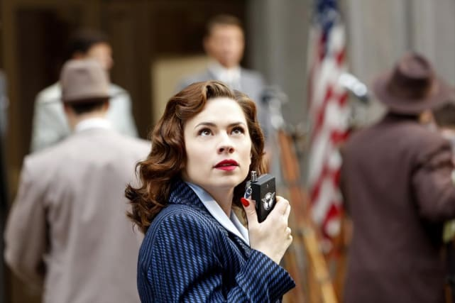"""""""I don't need a congressional honor."""" Marvel's Agent Carter"""