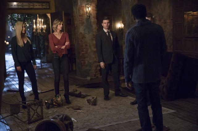 The Plan - The Originals Season 4 Episode 13