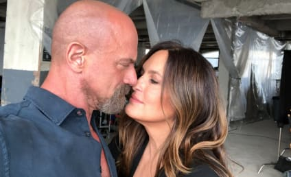 Christopher Meloni Shares Steamy Photo With Mariska Hargitay: Are Stabler and Benson Getting Together?!