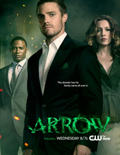 Arrow Exclusive Poster