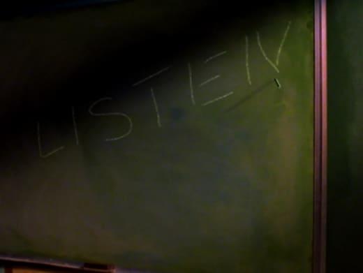 LISTEN - Buffy the Vampire Slayer Season 1 Episode 11