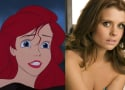 JoAnna Garcia Cast as Ariel on Once Upon a Time