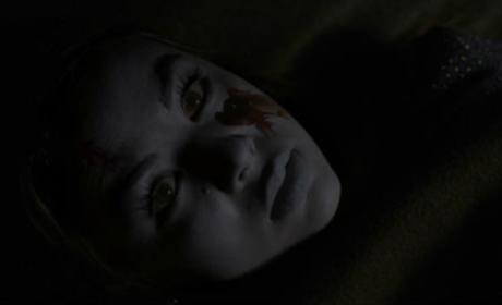 Mona's Lifeless Eyes On PLL - Pretty Little Liars