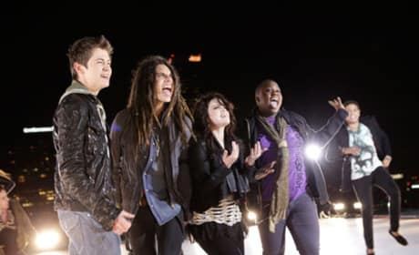 The Glee Project Finalists