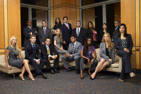The Apprentice Cast Photo
